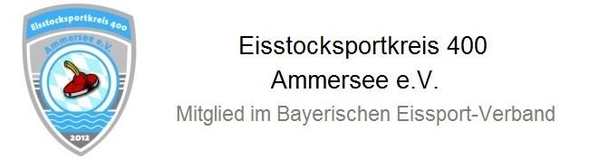 Eisstocksportkreis 400 Ammersee e.V.